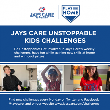 Jays Care Unstoppable Kids Challenges Image.png