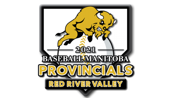 2021 Red River Valley Provincial Championship Logo